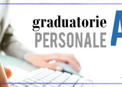 Miniatura per l'articolo intitolato:Pubblicazione Graduatorie provvisorie ATA